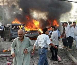 a civil war iraq