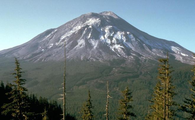 Así era el Monte Santa Elena