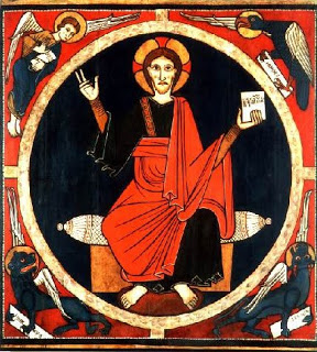 Pantocrator Tetramorfos