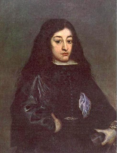 Carreno de Miranda, Don Juan Jose de Austria 1640-3
