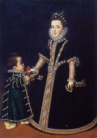 El enanito de Juana Mendoza