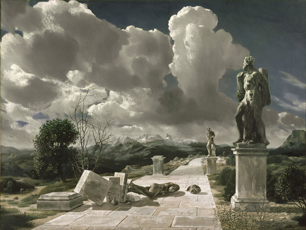 landscape_with_overturned_statue_1942